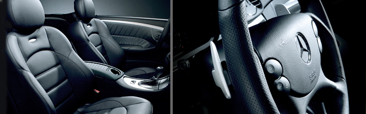 2007 Mercedes-Benz CLK Class Image