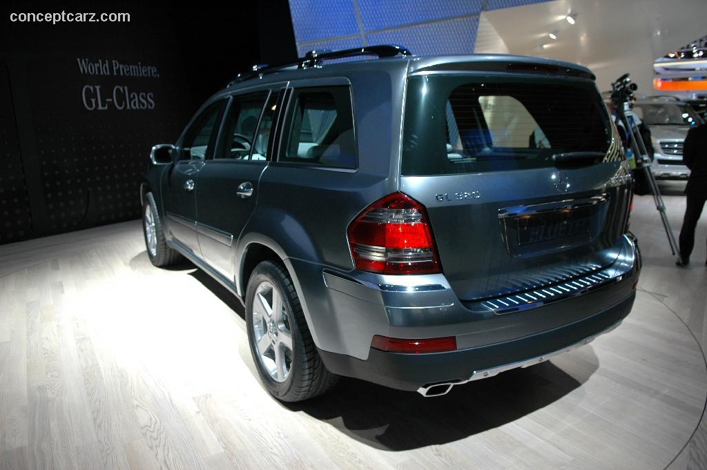 Image Gallery 2006 Mercedes Gl