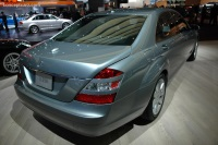 2006 Mercedes-Benz S Class image.