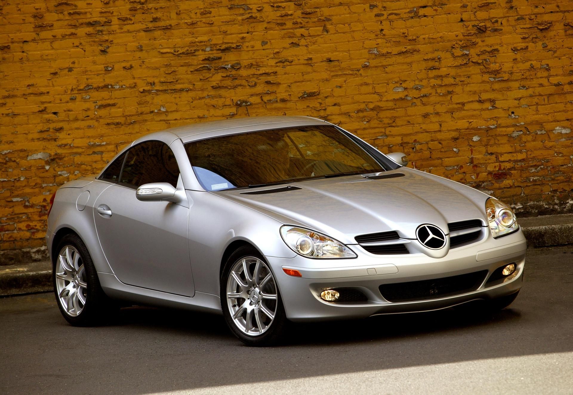 2008 mercedes benz slk class images photo mercedes slk for Mercedes benz slk brabus price