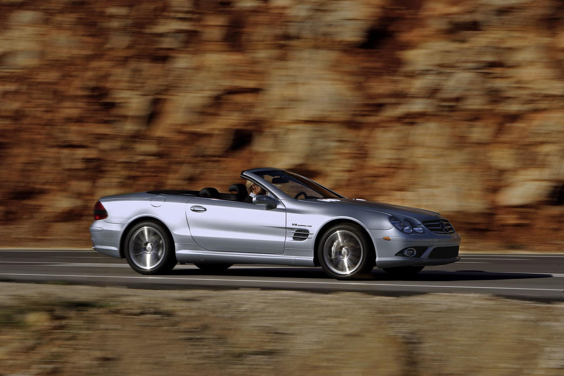 2008 mercedes benz sl class for What are the different classes of mercedes benz cars