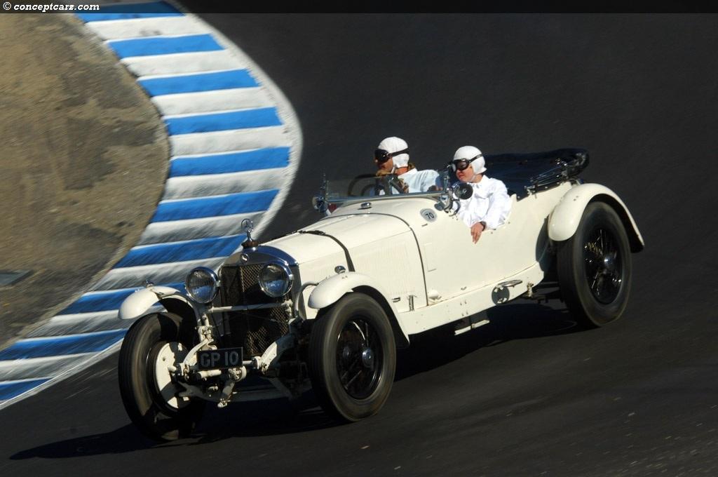 1930 mercedes benz 710 ss rennsport for Mercedes benz ss