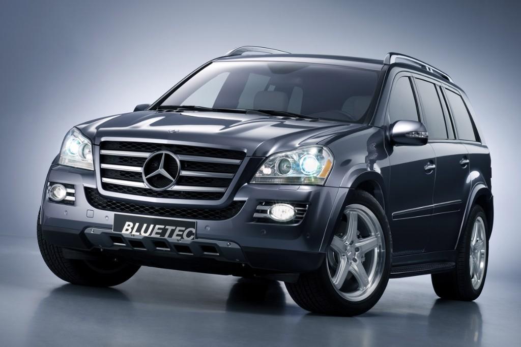 2007 mercedes benz vision gl 420 bluetec for Mercedes benz 420