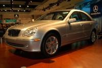2003 Mercedes-Benz C-Class image.