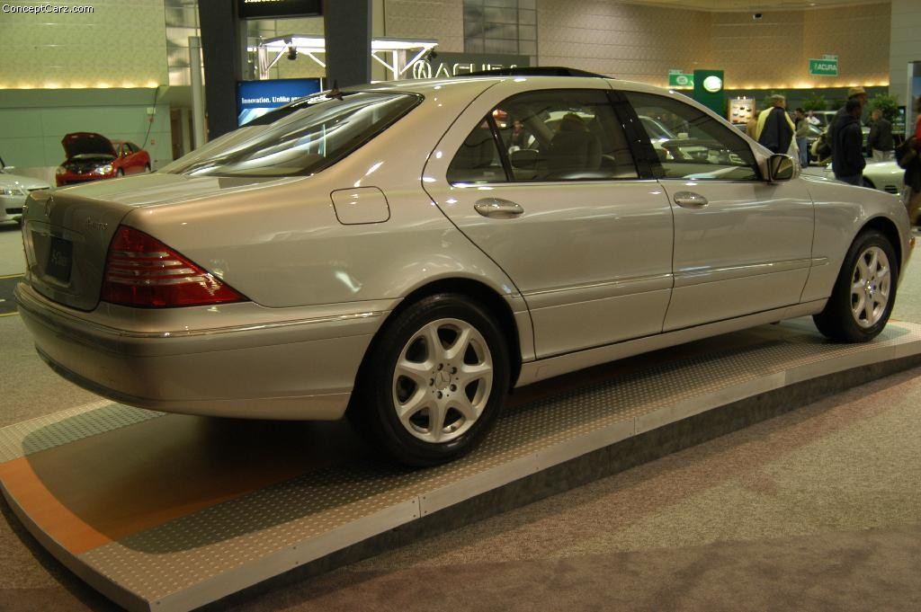 Auction results and data for 2004 Mercedes-Benz S-Class ...