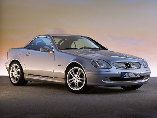 2003 mercedes benz slk 230 for Mercedes benz slk 230