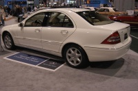 2005 Mercedes-Benz C-Class image.