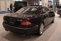 2004 Mercedes-Benz CL-Class image.