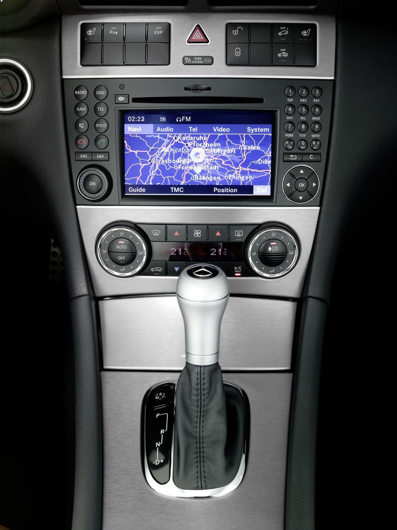 2008 Mercedes-Benz CLC Images. Photo mercedes_clc_2009_HR_i04.jpg