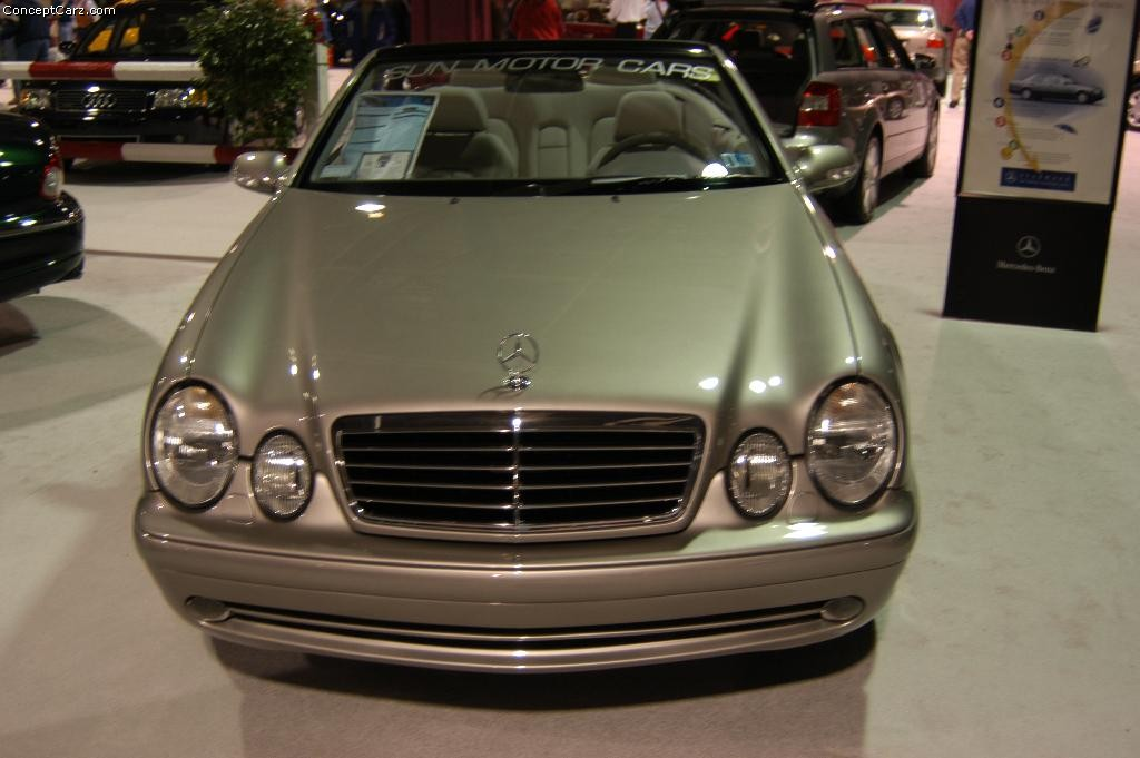 Auction results and data for 2003 mercedes benz c class for Mercedes benz harrisburg