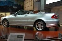 2004 Mercedes-Benz CLK-Class image.
