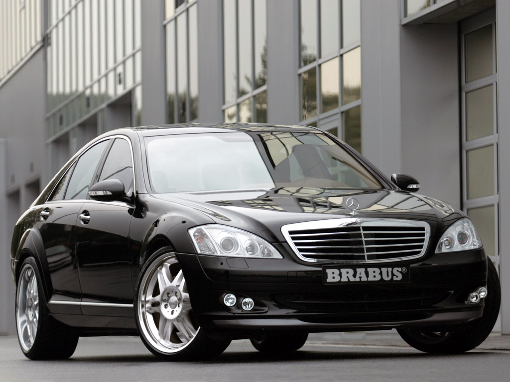 Note the images shown are representations of the 2006 brabus s600