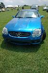 2002 Mercedes-Benz SLK 320 image.