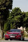 2012 Mercedes-Benz CLS-Class image.
