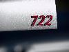 2006 McLaren SLR 722 Edition image.