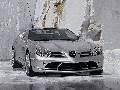 2004 McLaren SLR pictures and wallpaper