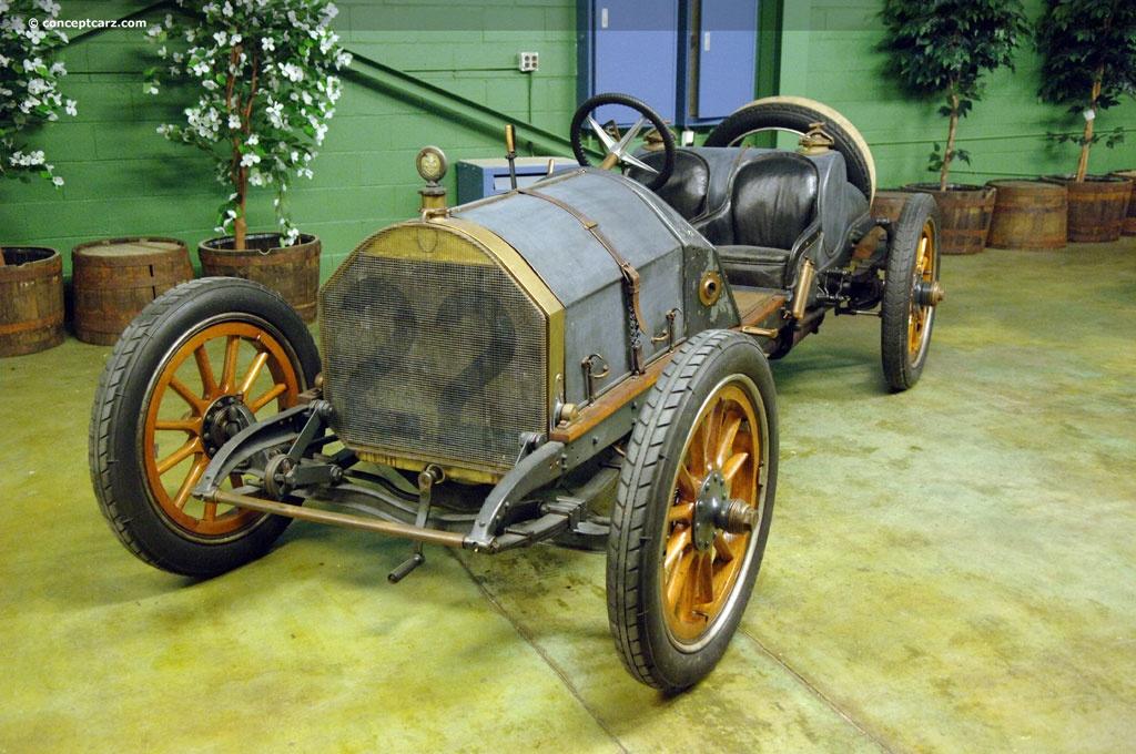 1913 Mercer Model 35 Image