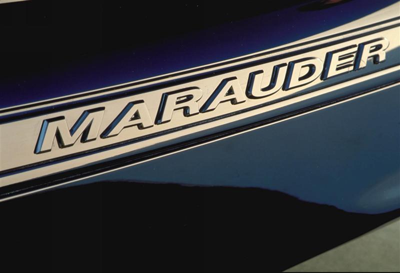 2004 Mercury Marauder Image