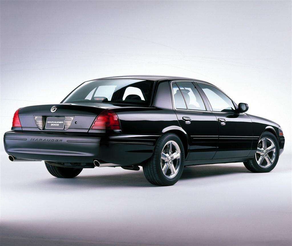 Auction Results And Data For 2004 Mercury Marauder