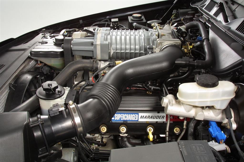 2003 Mercury Marauder Convertible Concept Pictures