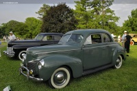 1940 Mercury Eight Series 09A
