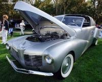 1941 Mercury Sedanca deVille image.