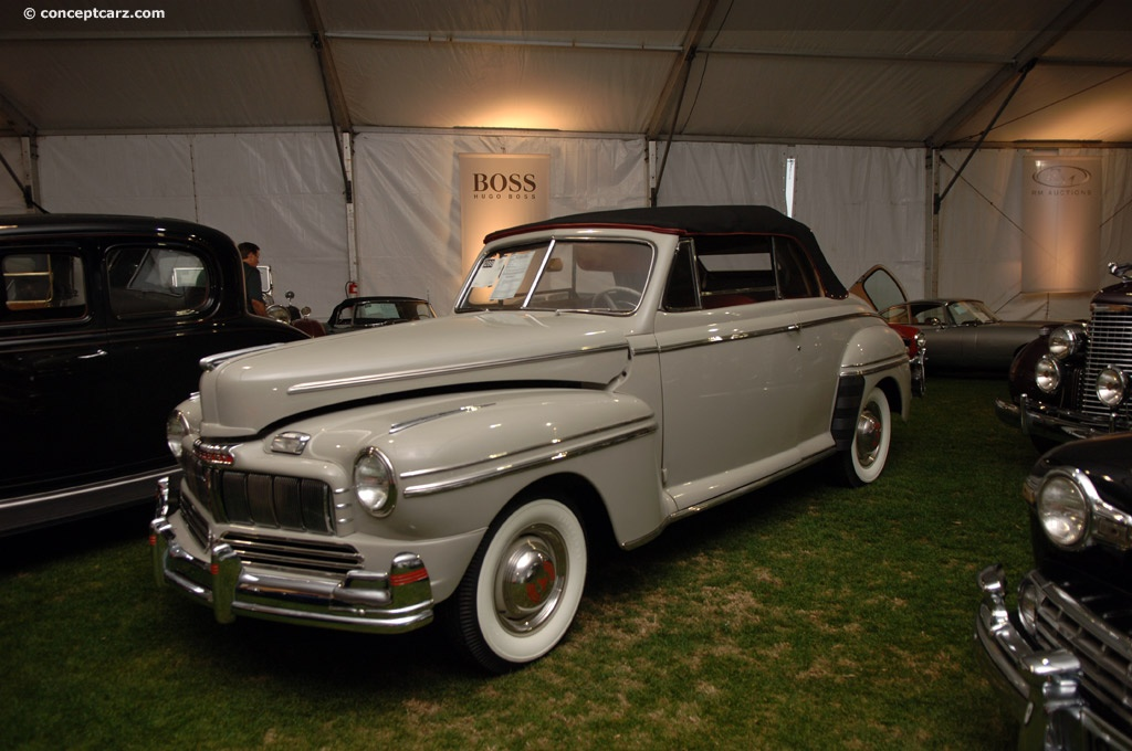 Mercury Convrtbl Dv Aia on 1946 ford super deluxe coupe