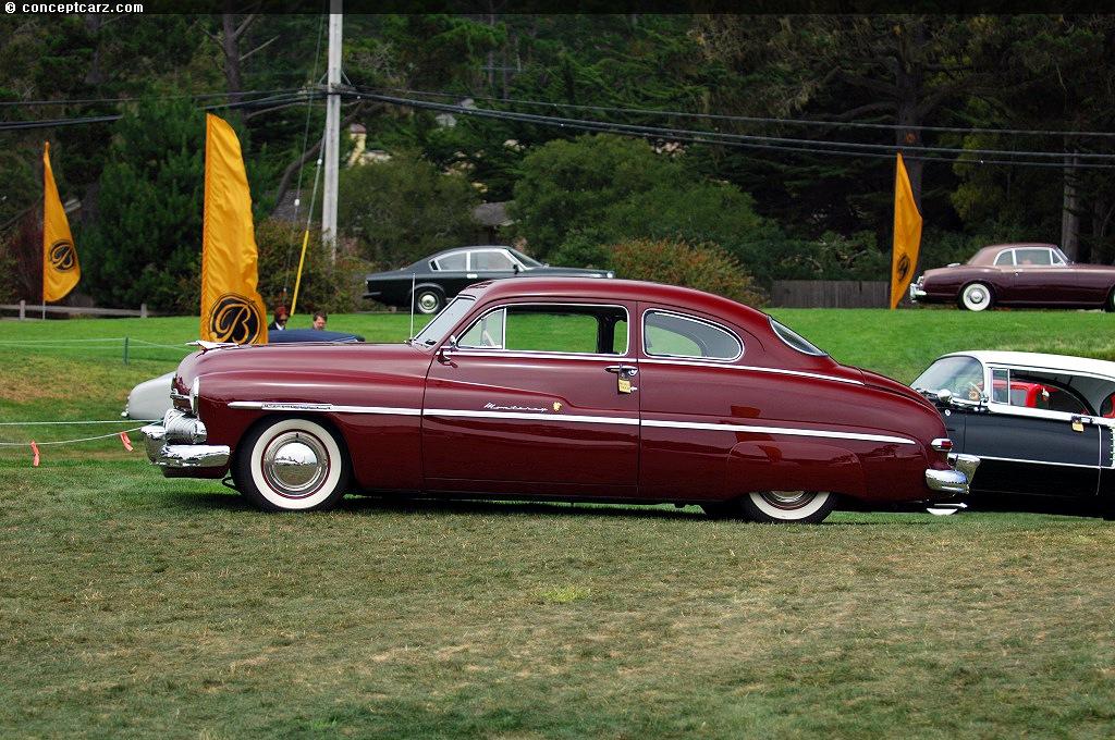 76. Mercury 1950 (RETROCAR) - YouTube
