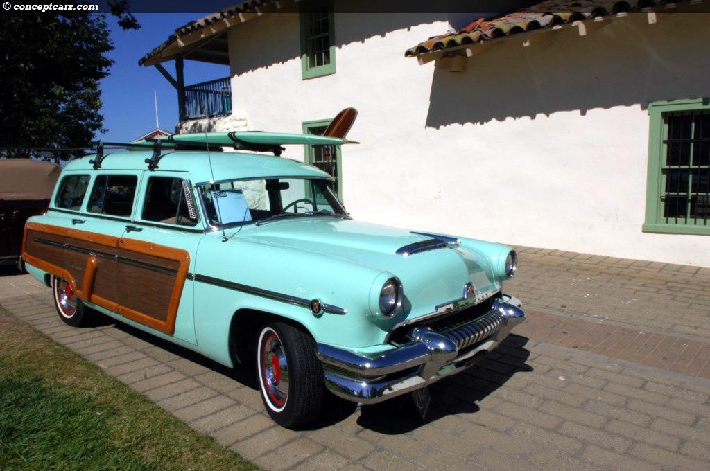 Most Expensive Car Seat >> 1954 Mercury Monterey Pictures, History, Value, Research, News - conceptcarz.com
