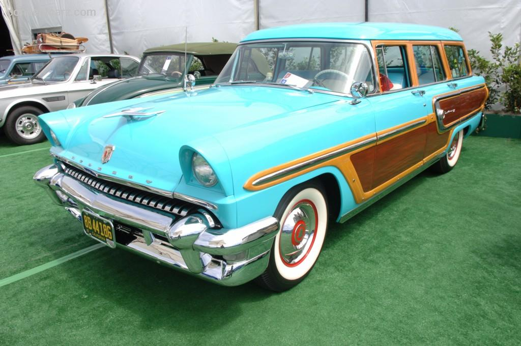 Auction Results And Data For 1955 Mercury Monterey