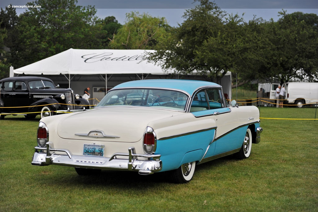 Auction Results And Data For 1956 Mercury Montclair Conceptcarz Com
