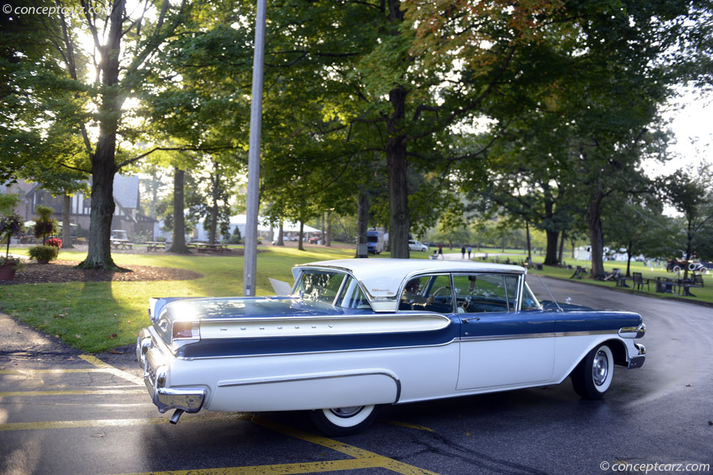 Auction results and data for 1957 Mercury Turnpike Cruiser