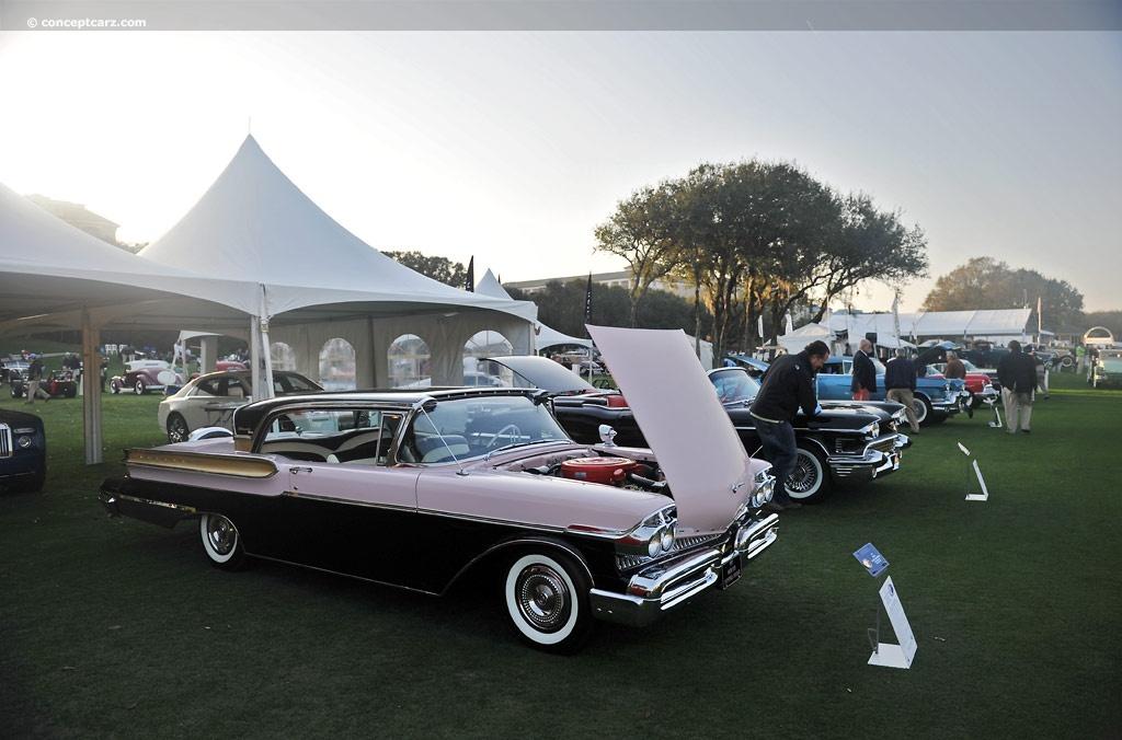 1957 Mercury Turnpike Cruiser  conceptcarzcom