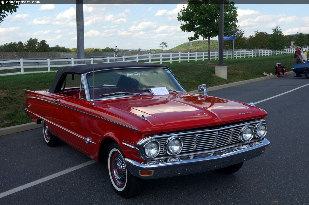 Auction Results And Data For 1963 Mercury Comet