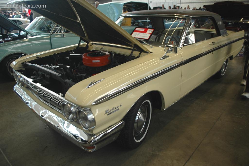 1963 Mercury Meteor Conceptcarz Com