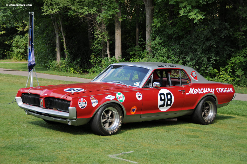 1967 Mercury Cougar Images. Photo: 67-Mercury-Cougar-DV-12-SJ-02.jpg