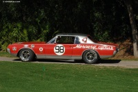 1967 Mercury Cougar image.