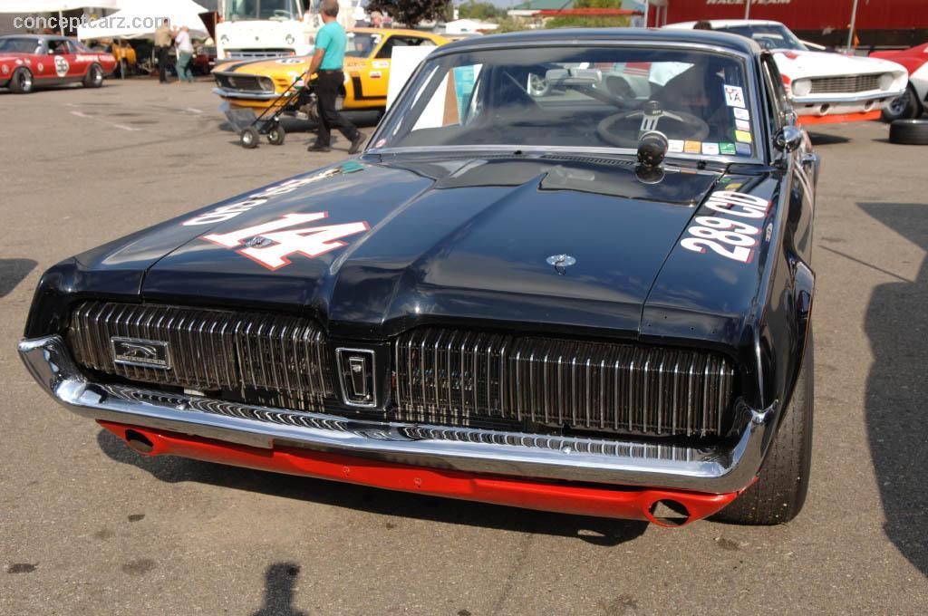 1967 Mercury Cougar | Conceptcarz.com