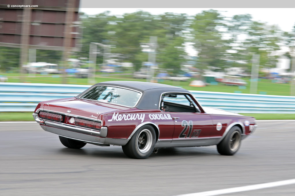 Auction Results And Data For 1968 Mercury Cougar