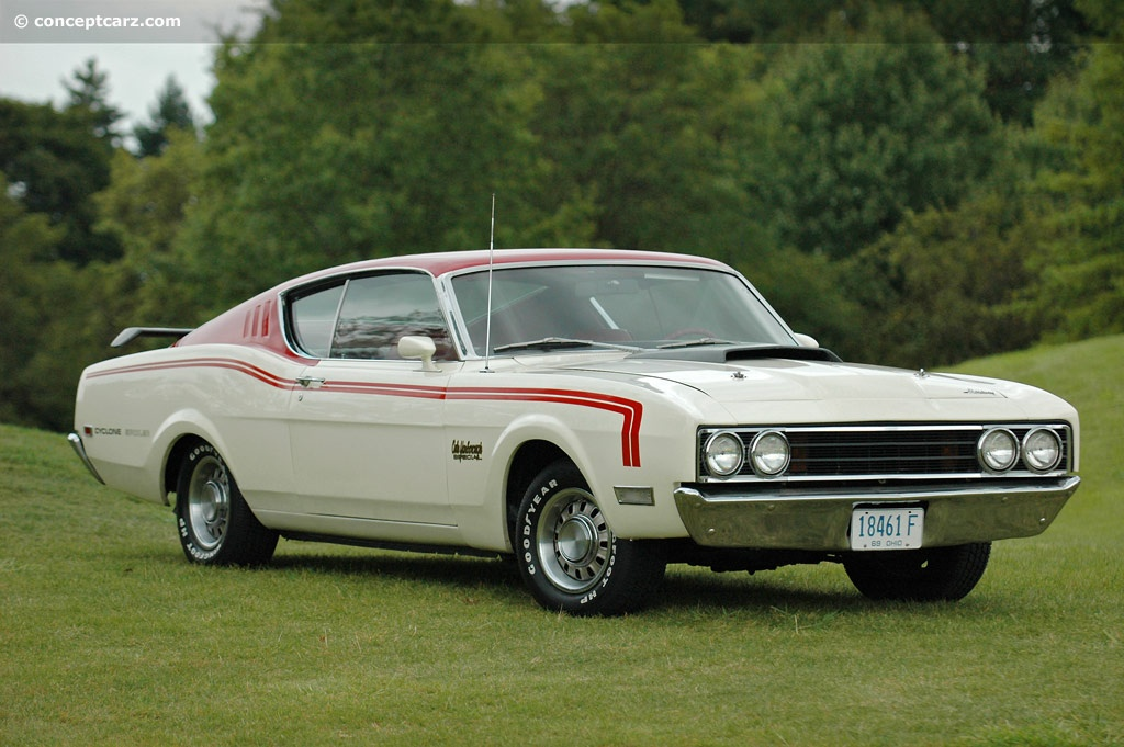 Mercury Cyclone pictures and wallpaper