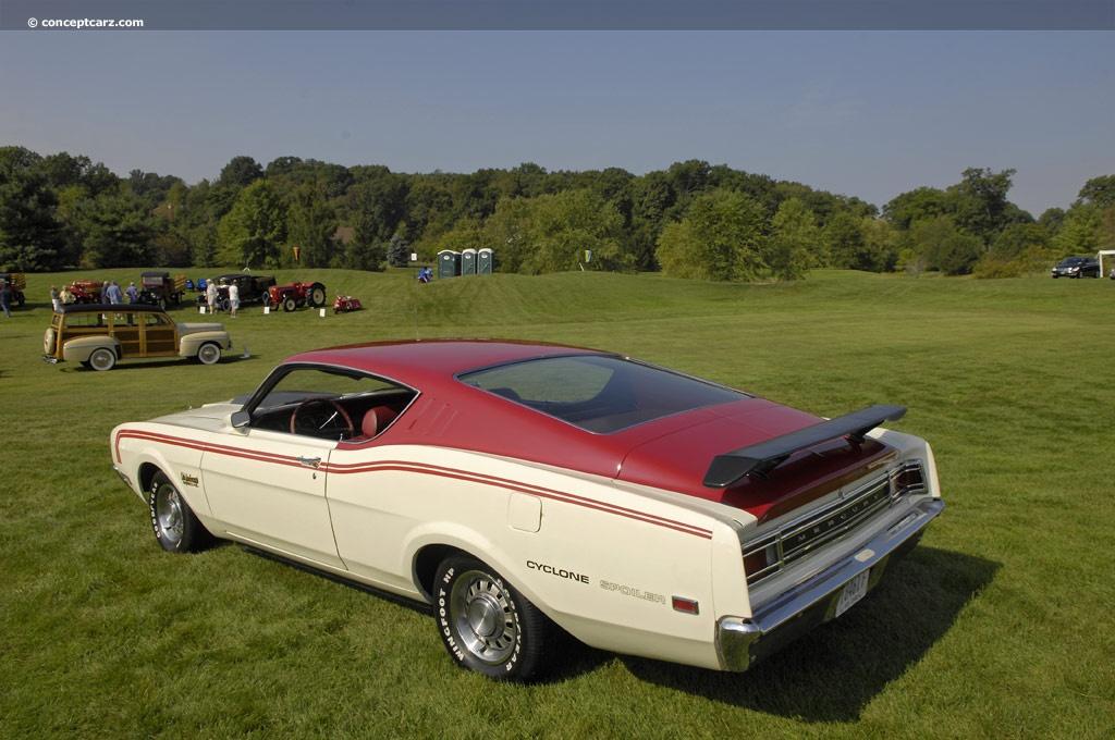 Presidential Auto Sales >> 1969 Mercury Cyclone - conceptcarz.com