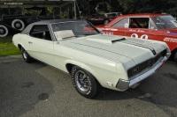 1969 Mercury Cougar image.