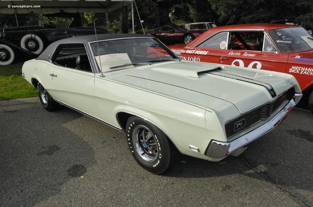 1969 Mercury Cougar Conceptcarz Com