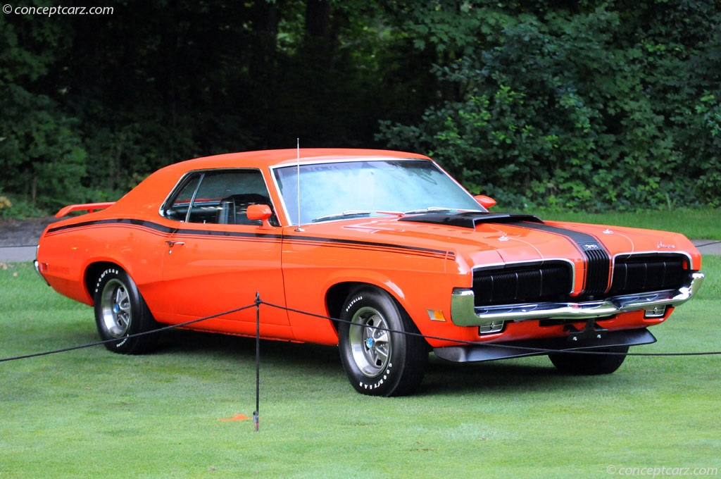 The 1970 Mercury Cougar Eliminator Was a Classy Mach One ... |Mercury Cougar Eliminator Concept