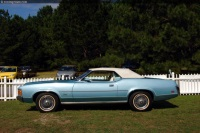 1972 Mercury Cougar image.