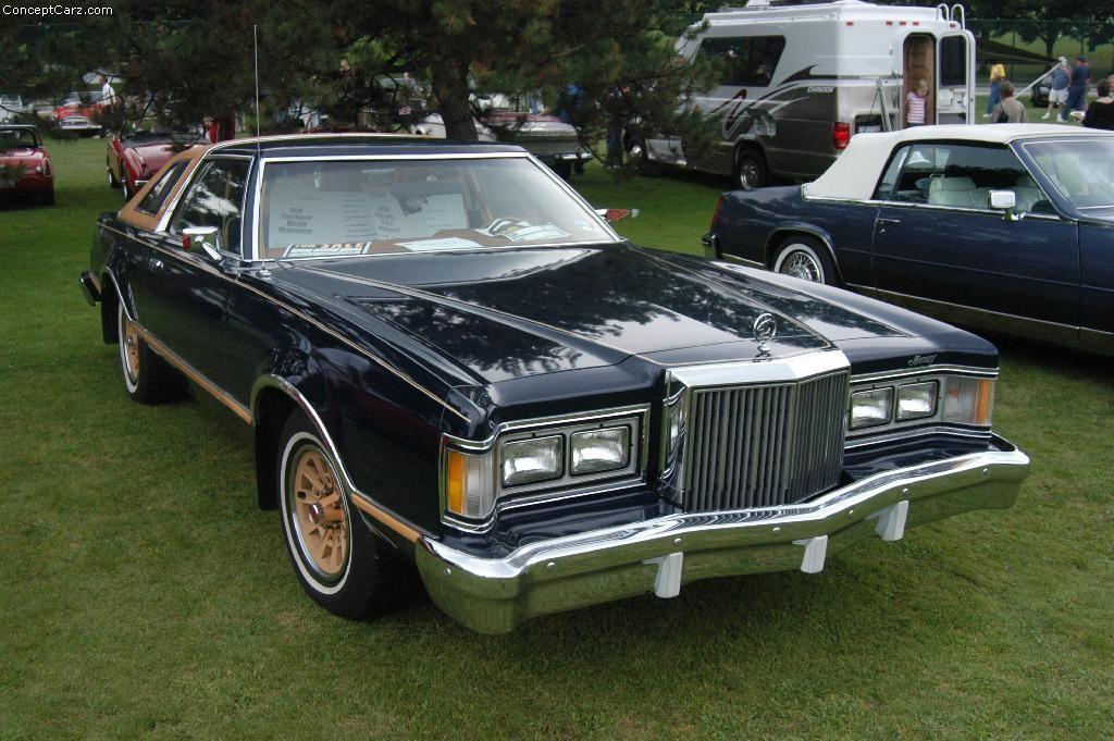 1978 Mercury Cougar (XR-7) | Conceptcarz.com