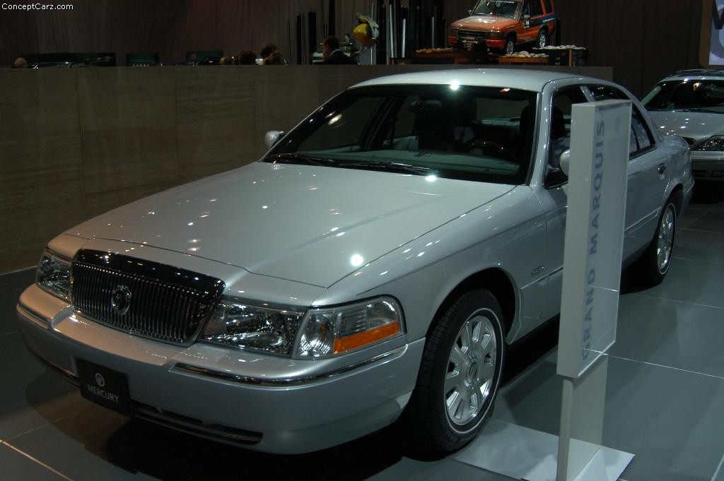 auction results and data for 2003 mercury grand marquis. Black Bedroom Furniture Sets. Home Design Ideas