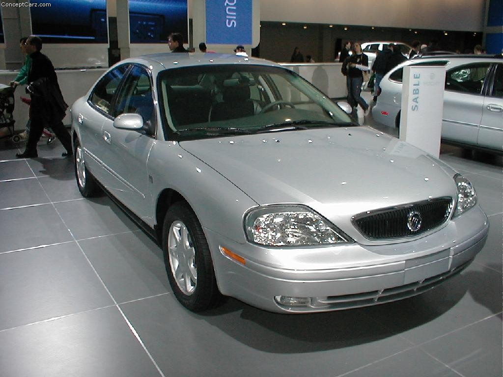 Note the images shown are representations of the 2003 mercury sable