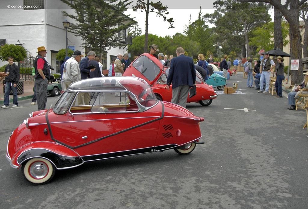 Sold Messerschmitt Kr200 3 Wheeler Microcar Auctions: 1956 Messerschmitt KR200 Pictures, History, Value