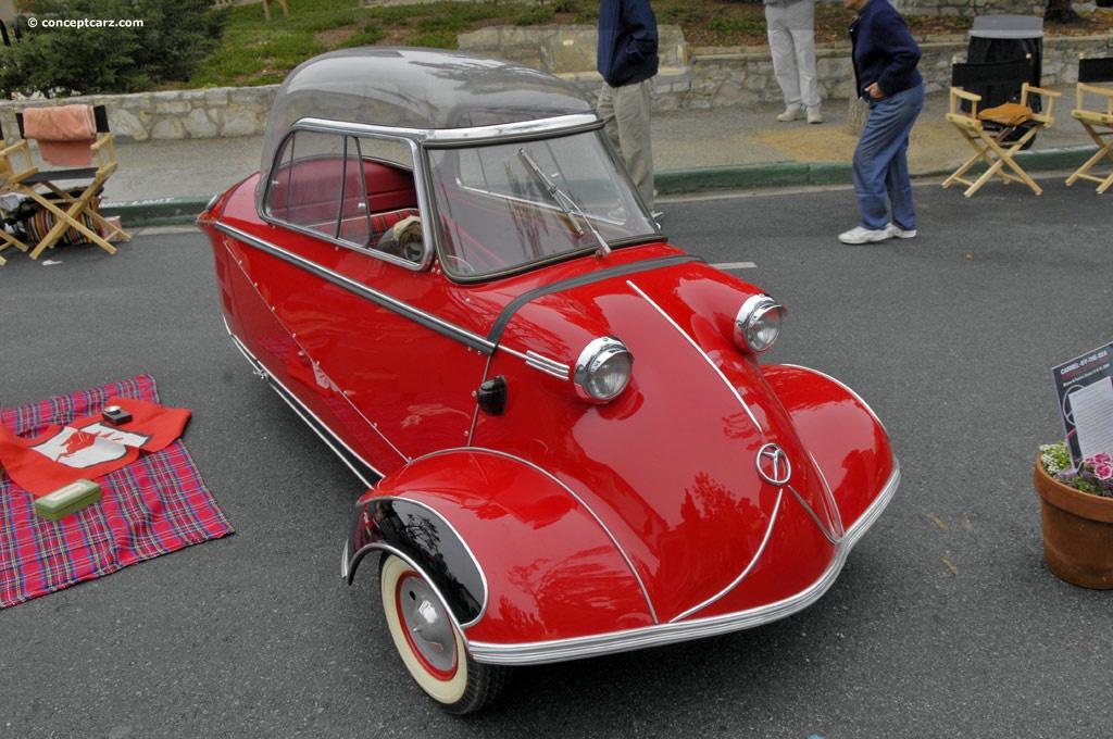 Sold Messerschmitt Kr200 3 Wheeler Microcar Auctions: Auction Results And Sales Data For 1956 Messerschmitt KR200